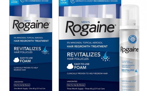 Comprar Rogaine 5 en una farmacia online de España