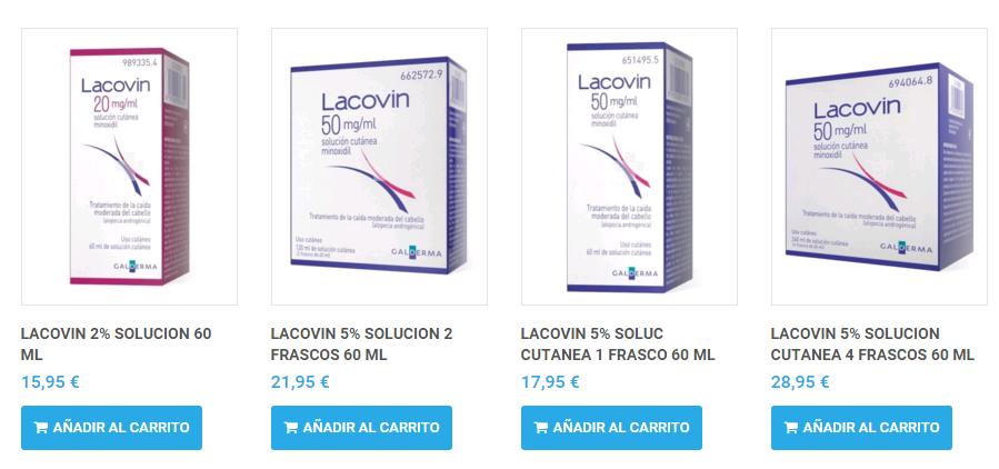 comprar lacovin 2 online