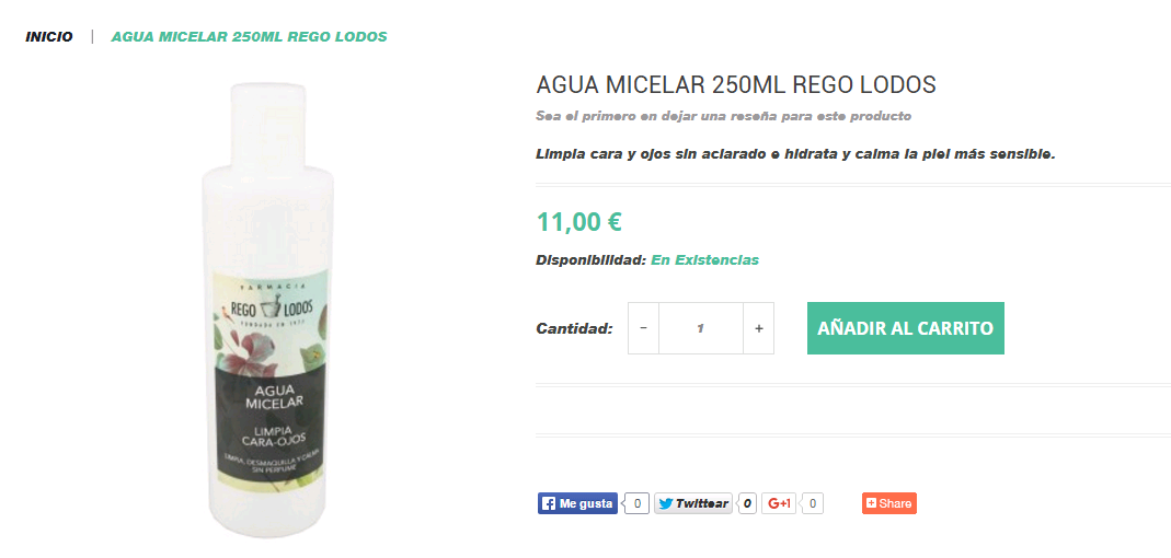 mejor agua micelar comprar online
