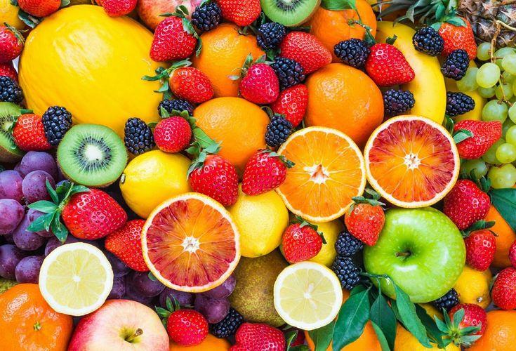 comer frutas de noche si o no