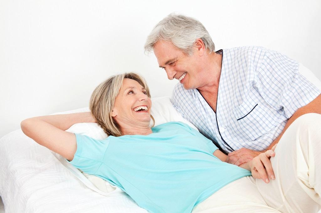 Con 70 años se puede hacer el amor